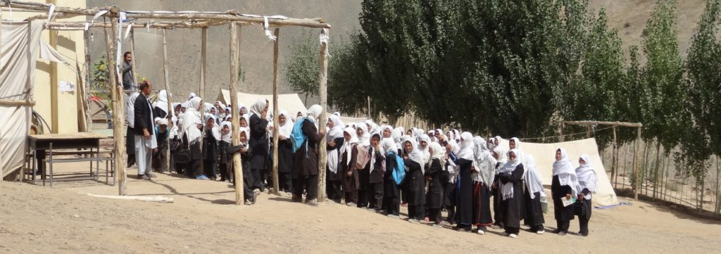 Amitié Mères Afghanes