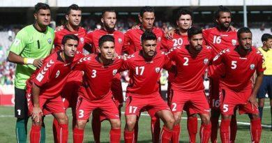 Football en Afghanistan
