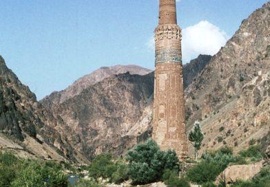 Minaret de Djam, Afghanistan