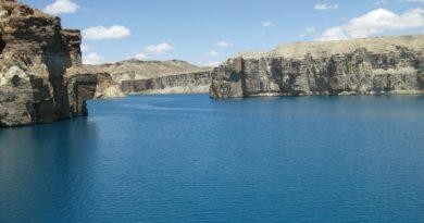 Band-e Amir Bamyan