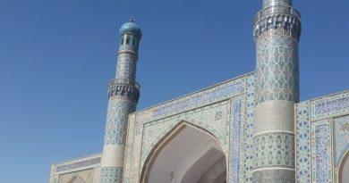 Grande Mosquée d'Hérat Afghanistan